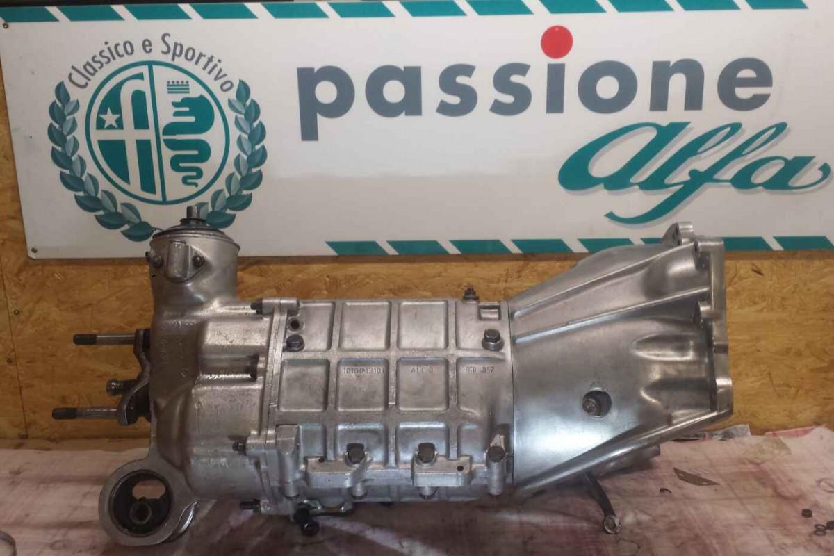 Alfa GTA Motor Reparatur