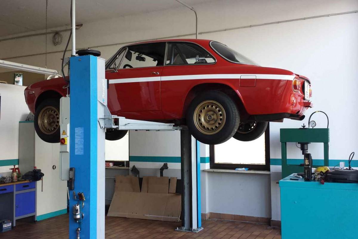 Alfa GTA Passione Alfa Oldtimer Werkstatt