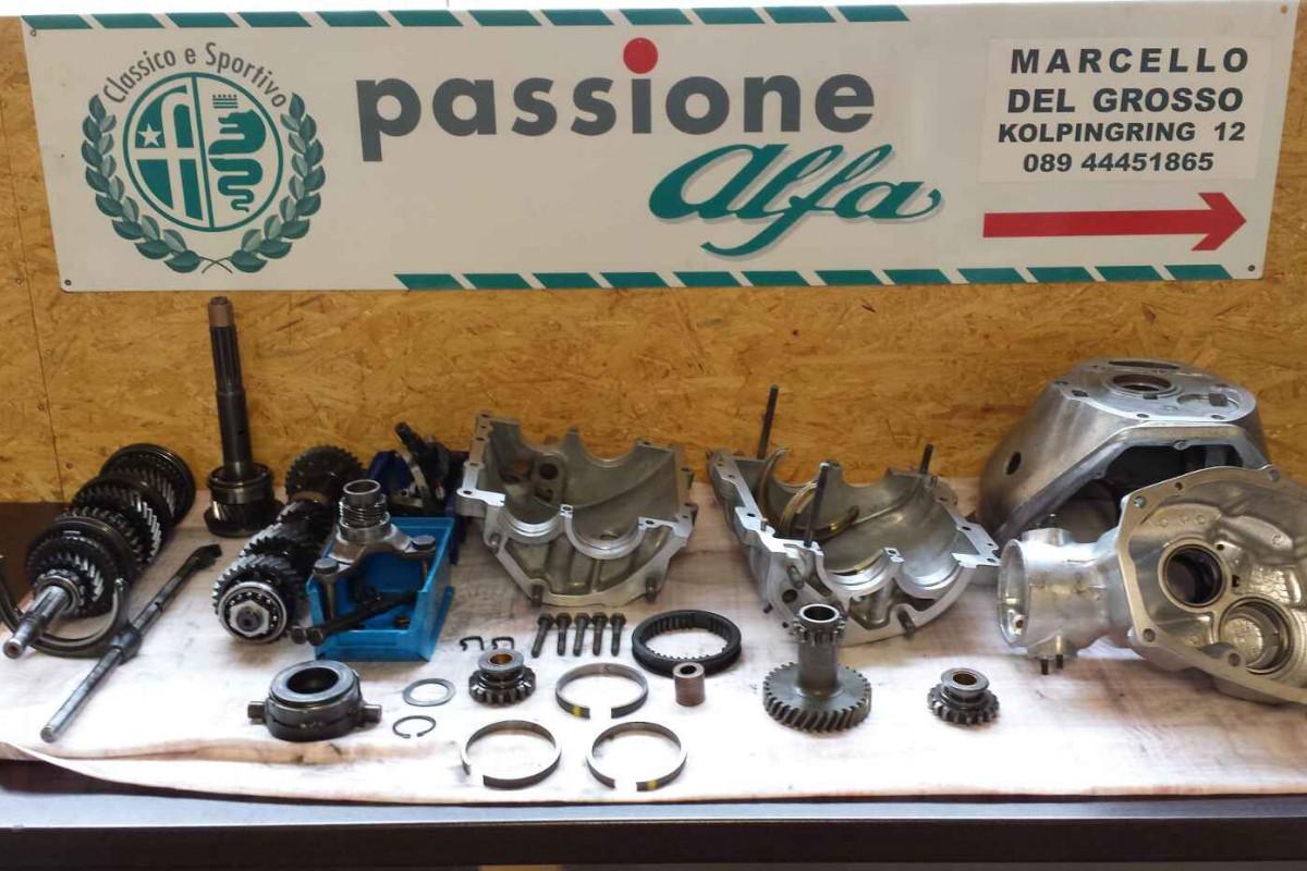 Alfa GTA Reparatur München