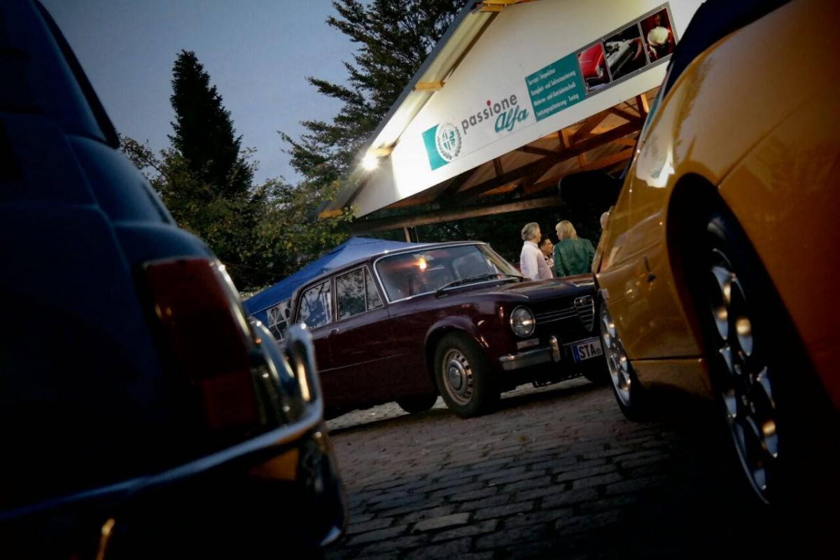 Alfa Romeo Oldtimer Treffen
