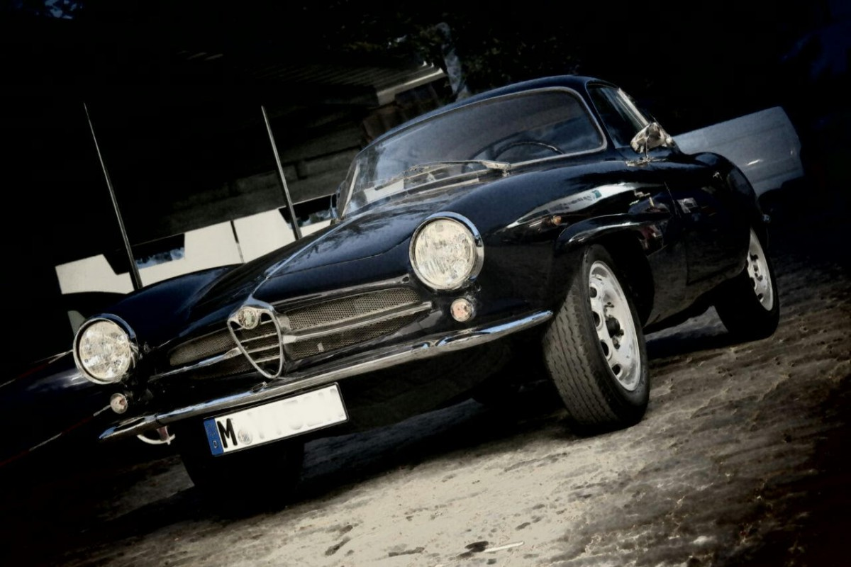 Giulietta Super Sprint