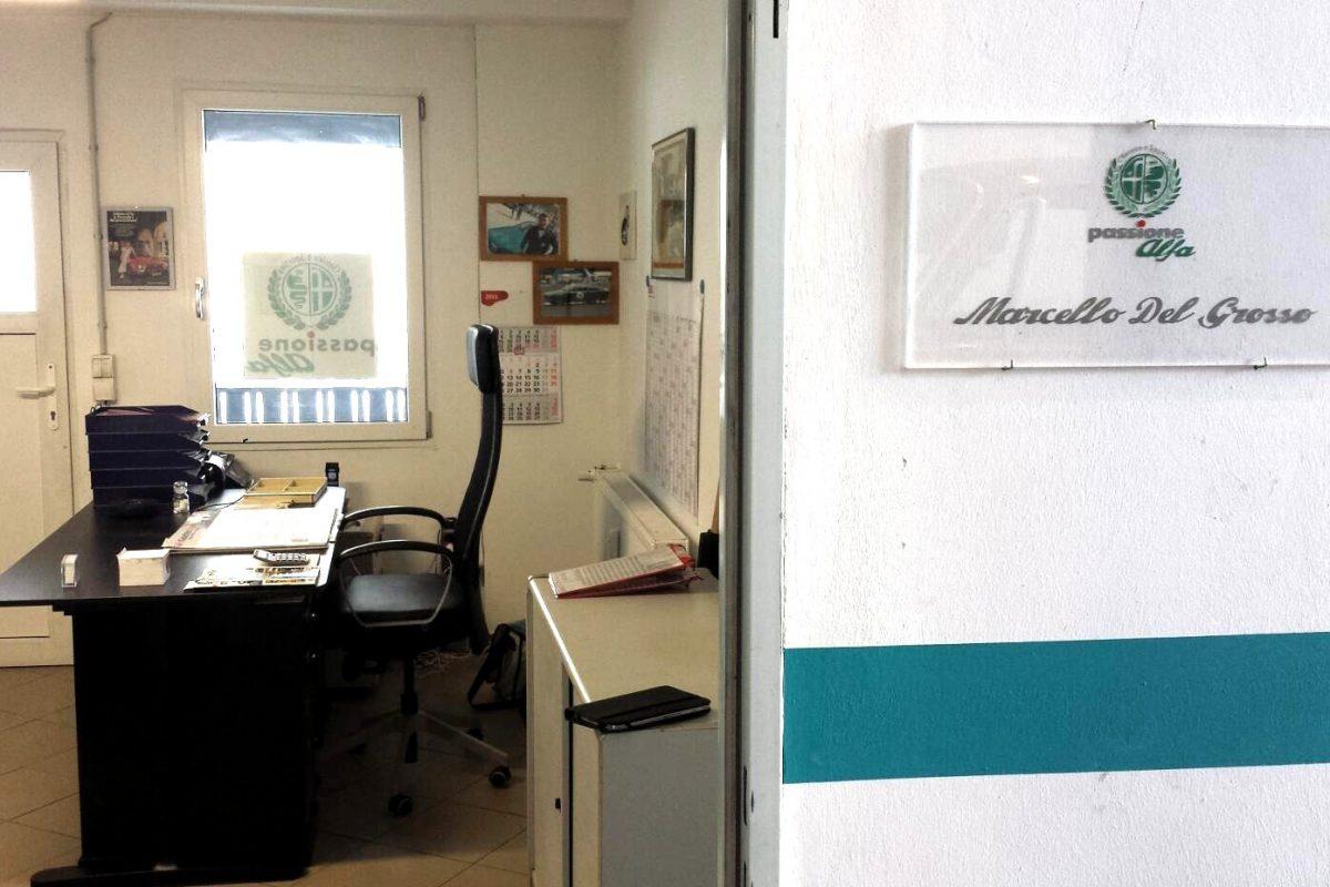 Oldtimer Werkstatt München Büro