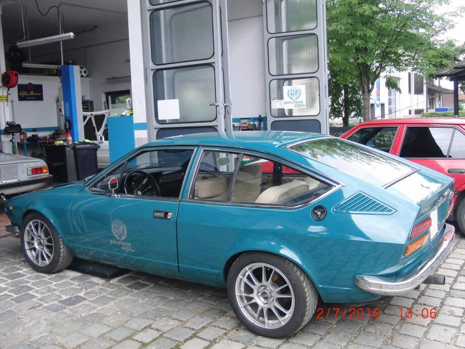 Oldtimer KFZ Werkstatt München - Alfa Romeo von Passione Alfa