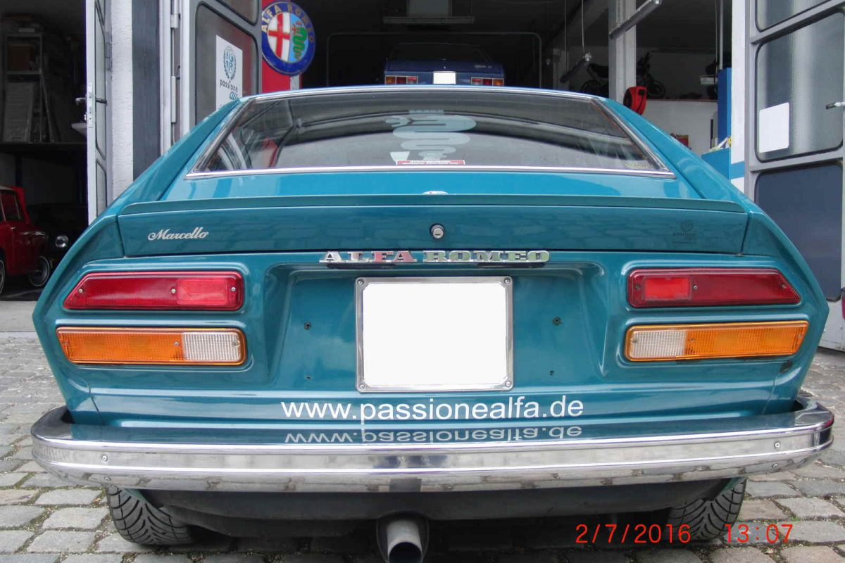 Oldtimer KFZ Werkstatt München - Alfa Romeo Oldtimer