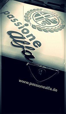 Oldtimer Werkstatt Passione Alfa